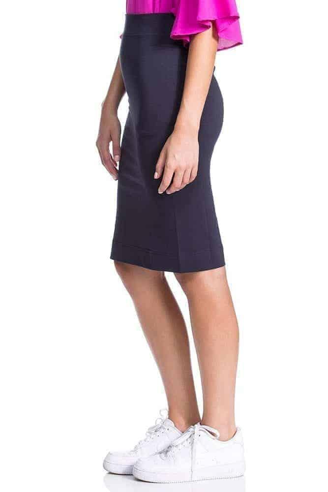חצאית בסיס קיקי ריקי כחול